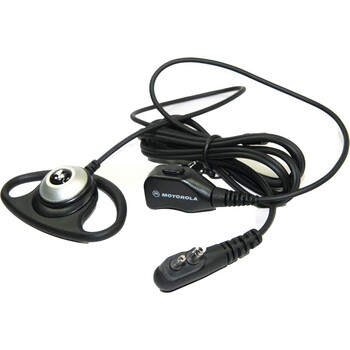 Motorola PMLN5001 D-Shell Style Earpiece with PTT